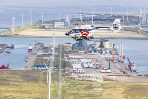 Een zeehaven & luchthaven op één locatie is een unique selling point