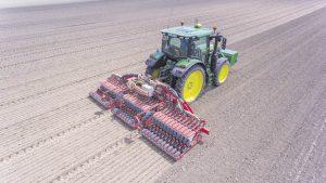 Unieke oplossingen voor het zaaienen oogsten van gewassen