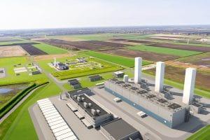 Nieuwe stikstofinstallatie bij Zuidbroek maakt afbouw gaswinning mogelijk