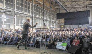 Klimaattop Noord-Nederland maakt meters
